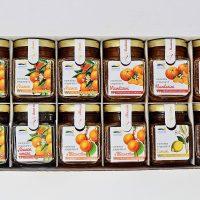 Confezione da 12 marmellate