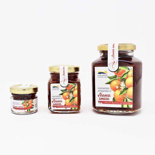 Marmellata artigianale di arance amare