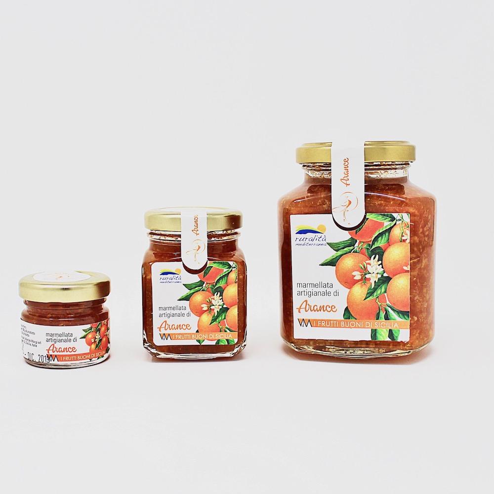 Marmellata artigianale di arance