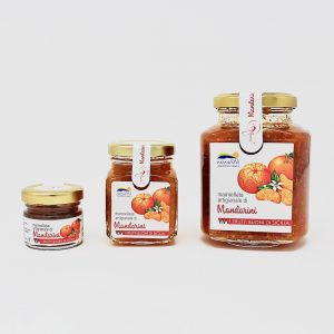 Marmellata artigianale di mandarini