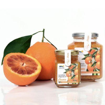 Marmellate di arance